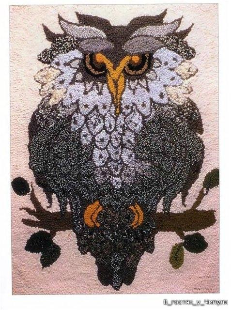 Коврики ручной работы Автор: Энн Дэвис Размер: 5,72 Mb Формат: DjVu.  Вязание лоскутных ковриков - приятное и...