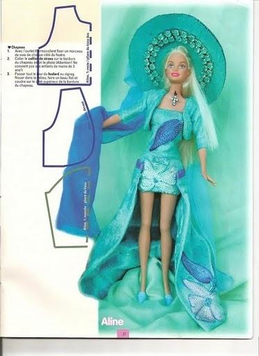 Шьём одежду для Барби ВКонтакте 87