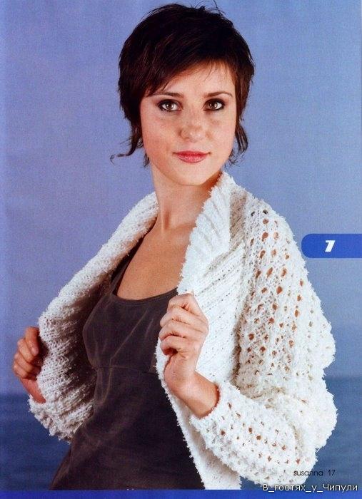 вязание крючком шарфы для мужчин