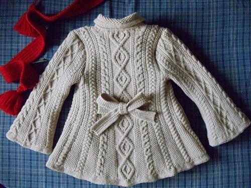 儿童修身毛衣(两款) - maomao - 我随心动