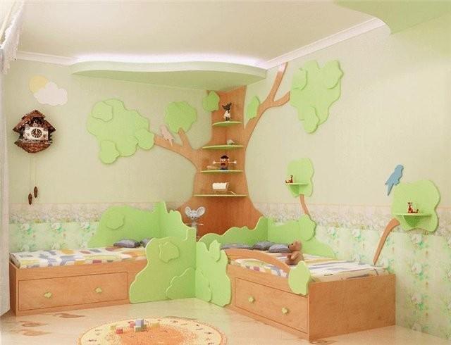 В серию кроватей для детей от 3 лет входит множество необычных моделей, способных не только обеспечить спокойный сон...