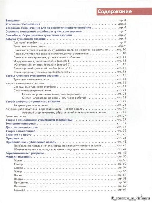 Книга: Тунисское вязание. Техника, узоры, модели. Т.П. Абизяева. 2832356_aa_0002