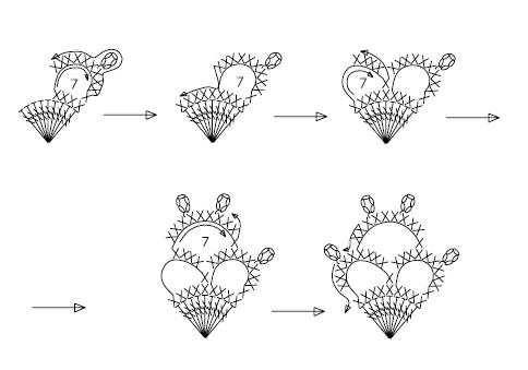 单元花型图解(4)