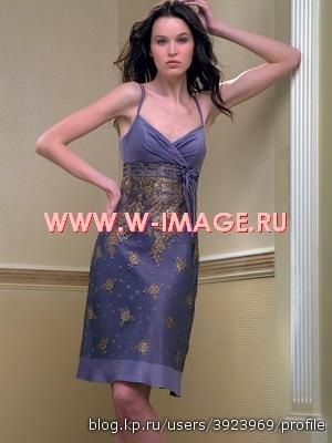 """""""Papilio, модель 367.  Лучшие вечерние платья.  Средней длины."""