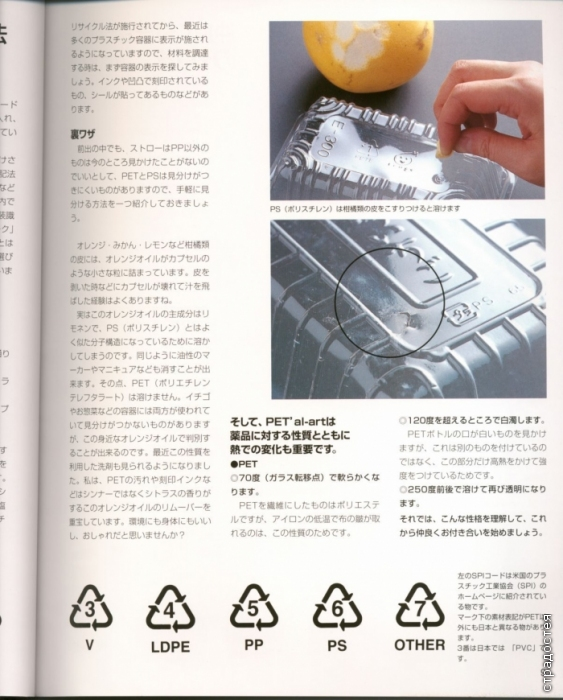 используем любую упаковку из пластика