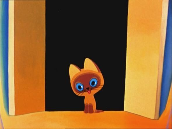 Котёнок по имени гав выпуск 1