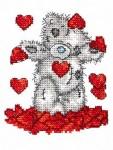 Набор для вышивки крестом Tatty Teddy (TT 10) Скачать бесплатно Производитель: Anchor br Формат: jpg + pdf br Размер...