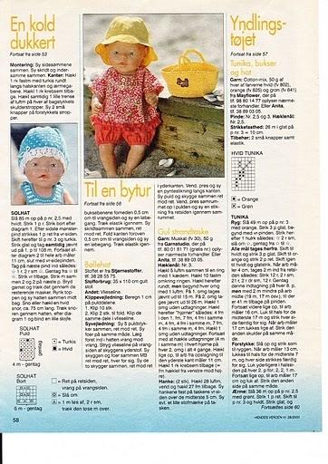 Вязание на беби бона спицами переводы из зарубежных журналов 58