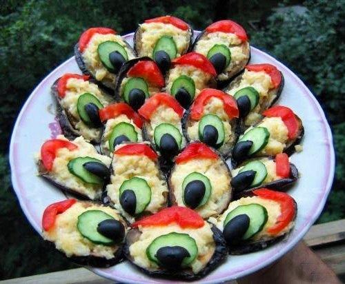 Праздничные салаты фото рецептами
