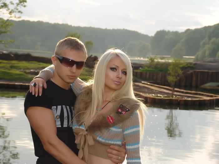 В Москве встретилась