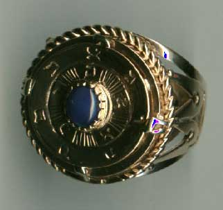 кольцо царя соломона фото оригинал