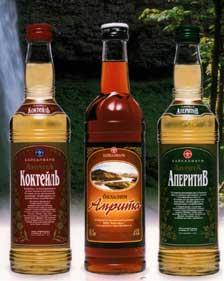 В качестве аперитивов используют алкогольные напитки, безалкогольные...