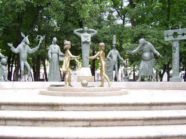 Памятник в москве о пороках памятники на могилу фото и цены в домодедово