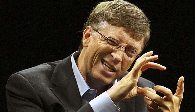 vlad_os: Билл Гейтс показывает зеркальцу в космет
