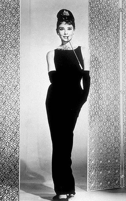 Одри Хепберн - женщина легенда Одри Хепберн - женщина, ставшая легендой...