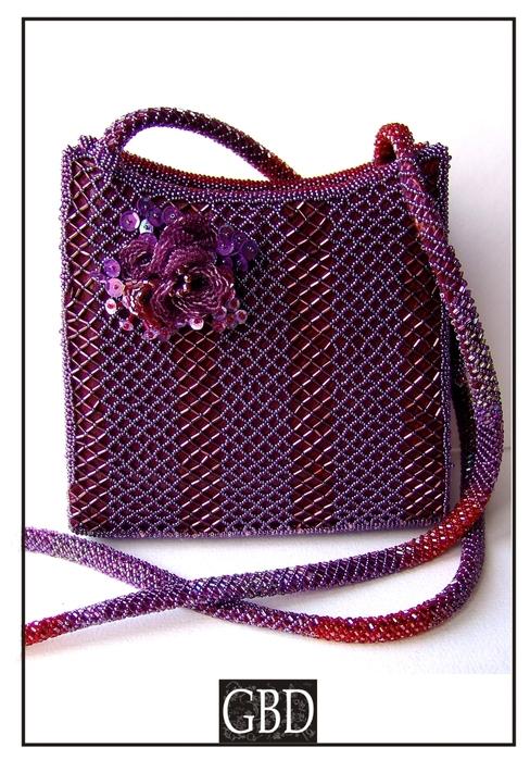 сумки сделанные из бисера - Сумки.
