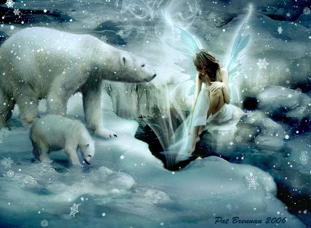 фентези, эльфы, феи, красивые картинки.