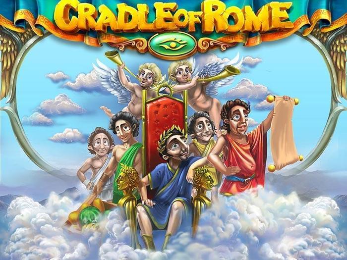 Название игры Колыбель Римской Империи Размер 13 Мбайт Язык игры