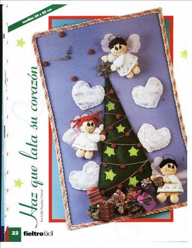 рождественская открытка из фетра своими руками этом нарушении