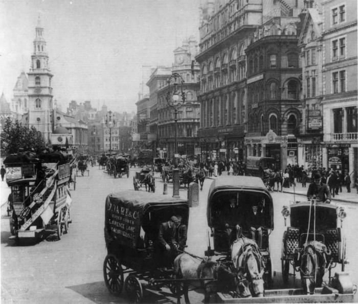 фото лондона старого
