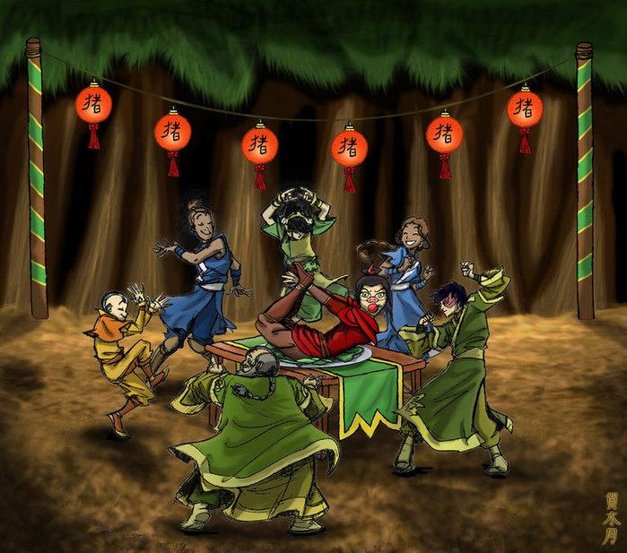 Картинки аватар легенда об аанге приколы, днем рождения любимого