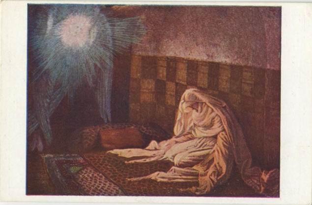 Старинные открытки библейские сюжеты роберт ляйнвебер