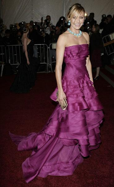 Самые красивые платья 2007 года.