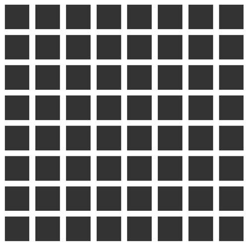 квадрат для проверки зрения