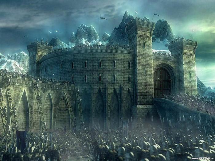 Oblivion gates elder scrolls vs helms deep movie - Spacebattles com ...