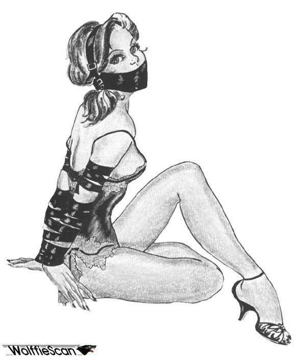 Бдсм рисованные картинки — img 6