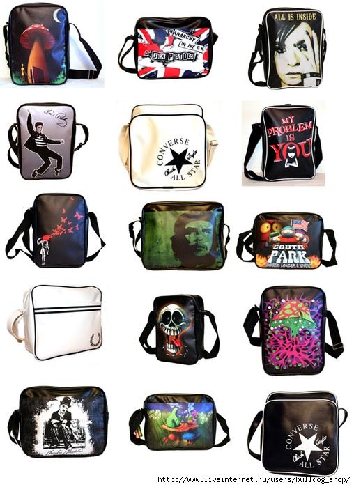 молодежные сумки по интернету - Самое интересное в блогах 6a277d25037