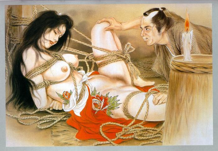 Смотреть мистический японский секс, даша мельникова фото из журнала максим
