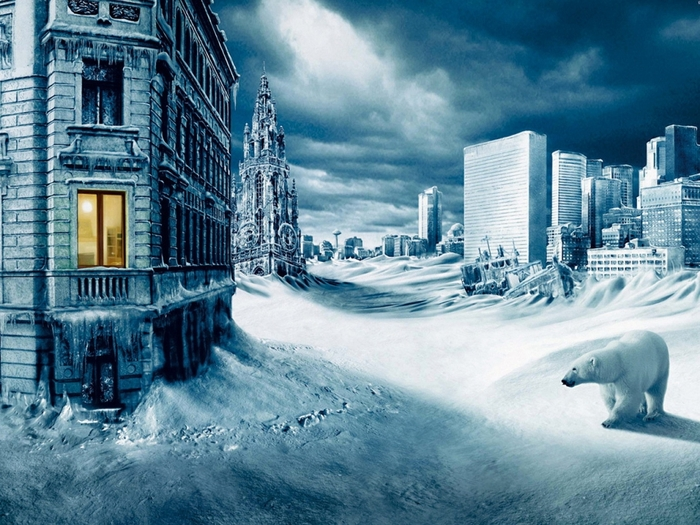 Games of the ice age in town. Use mouse or arrow keys to move the sli…