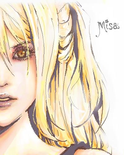 И Винкс и анимешники.  Миса-Миса (Миса Амане).