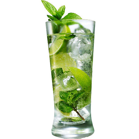 Mojito) - коктейль на основе белого рома и листьев мяты.