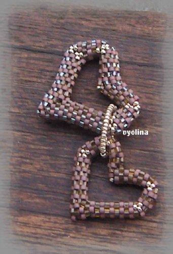Технология плетения из бисера - схемы изделий - жгутов, фенечки.