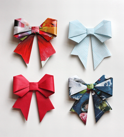recycled-origami-bows (410x455, 274Kb)