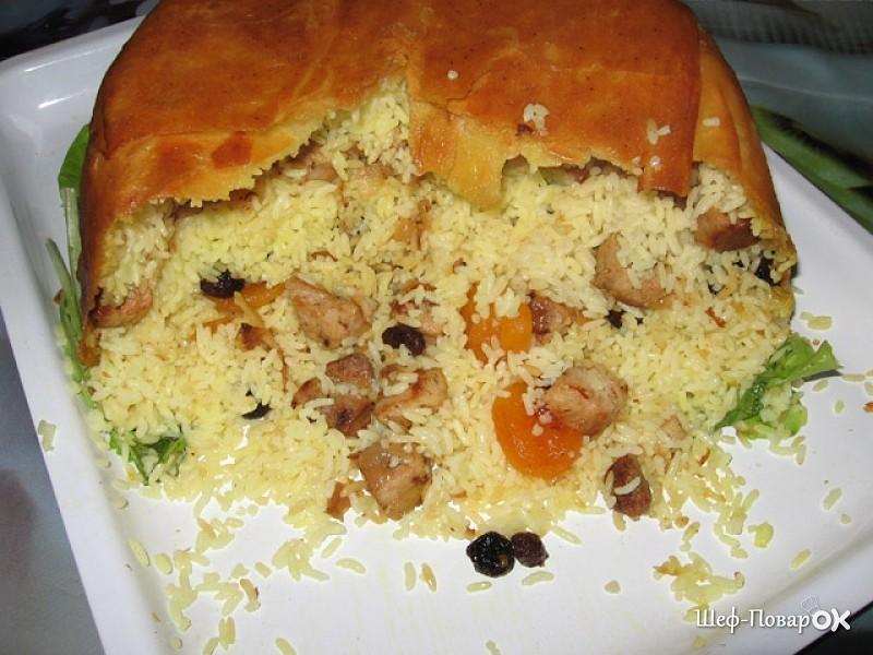 азербайджанские хинкали рецепт с фото