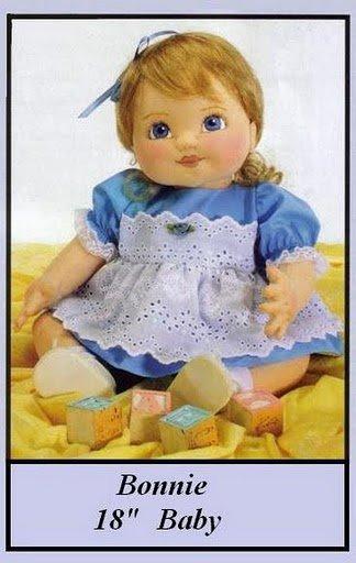 Кукла с косой своими руками