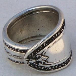 Как сделать кольцо из серебряной ложки (15) (300x300, 62Kb)