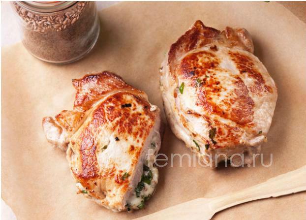 Простые блюда из свинины