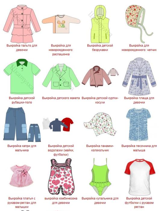 Готовые выкройки для детской одежды кто снимался в школе сериал