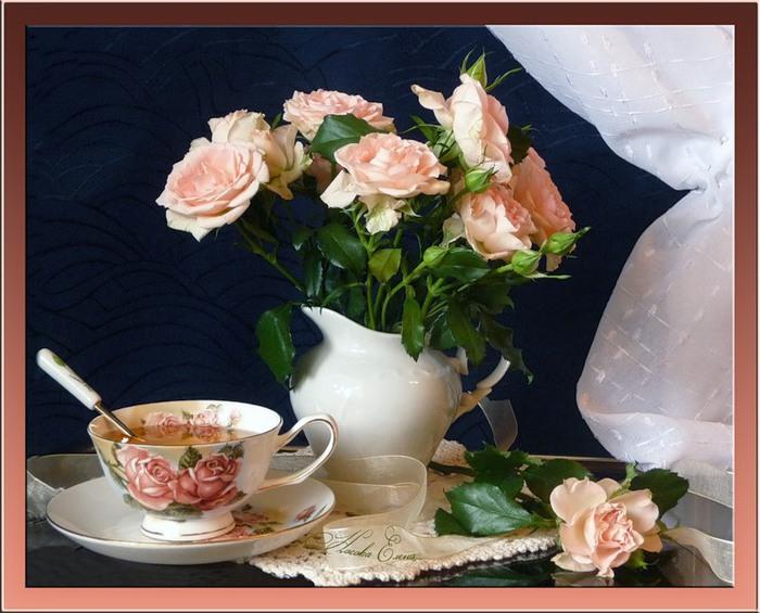 Натюрморты Розовые розы 0_452e6_1aeed300_XL (700x565, 107Kb)