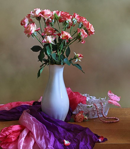 Натюрморты Розовые розы 0_74fd8_9257a0d2_-1-L (439x500, 59Kb)