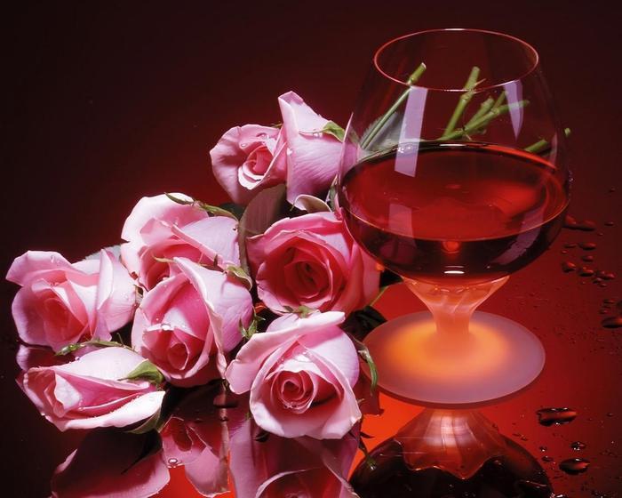 Натюрморты Розовые розы image_532706102051542164455_0 (700x560, 47Kb)