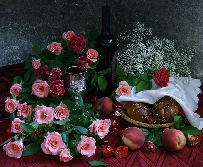 Натюрморты Розовые розы b5835f10906d18a9252f2be9560ab5b65e4bb362580044 (700x576, 78Kb)