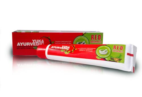 Аюрведическая зубная паста Miswak