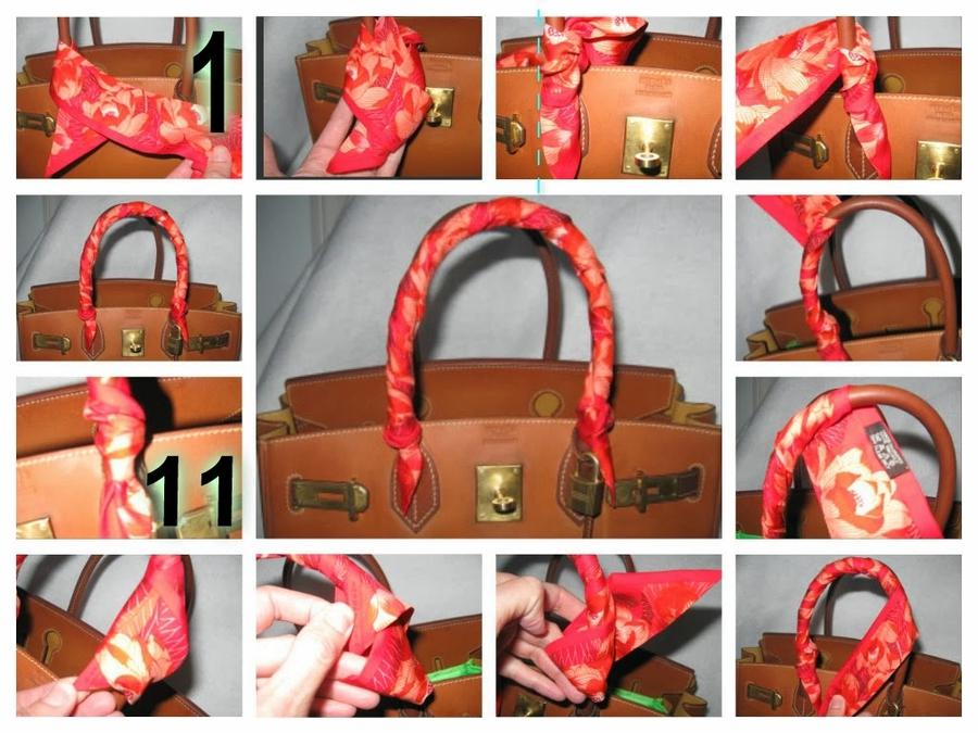 6b680717c6d9 переделка ручки сумки - Самое интересное в блогах