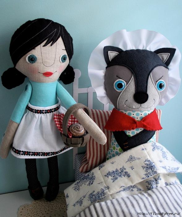 Larissa Holland игрушки (45) (588x700, 319Kb)