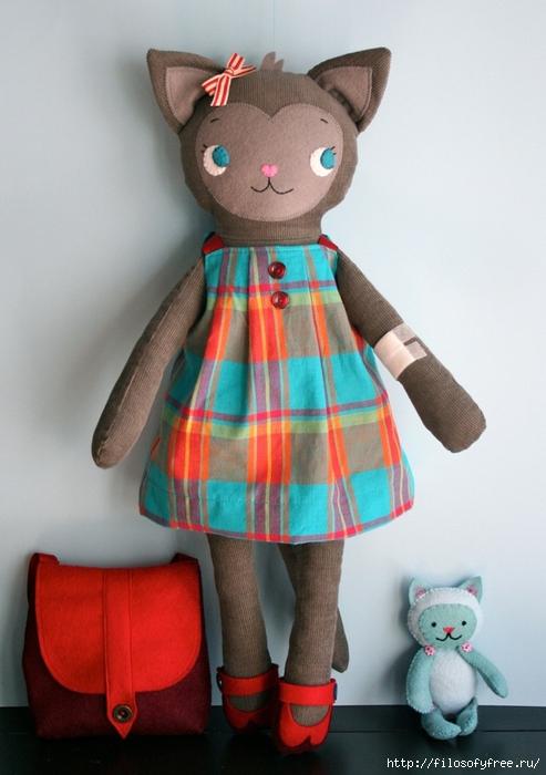 Larissa Holland игрушки (57) (493x700, 213Kb)